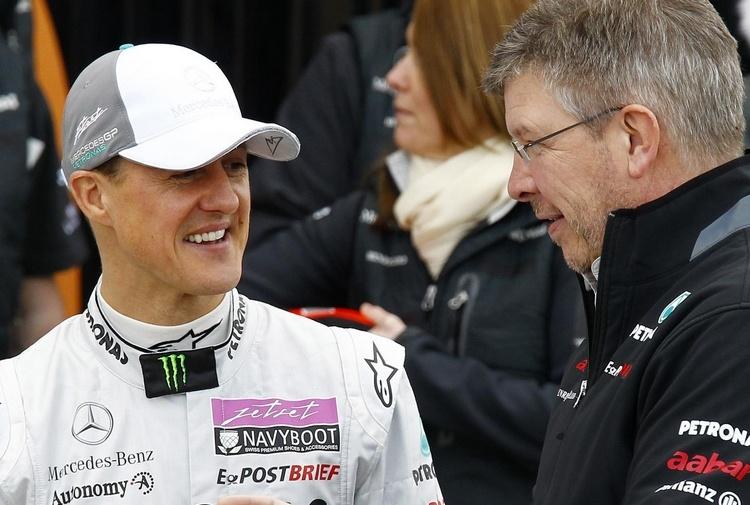 Schumacher, novità sulle sue condizioni: